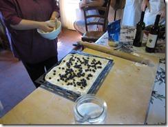 Chianti-cooking class - grape desert