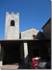 Chianti-Baida chapel
