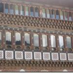 Paro airport windows