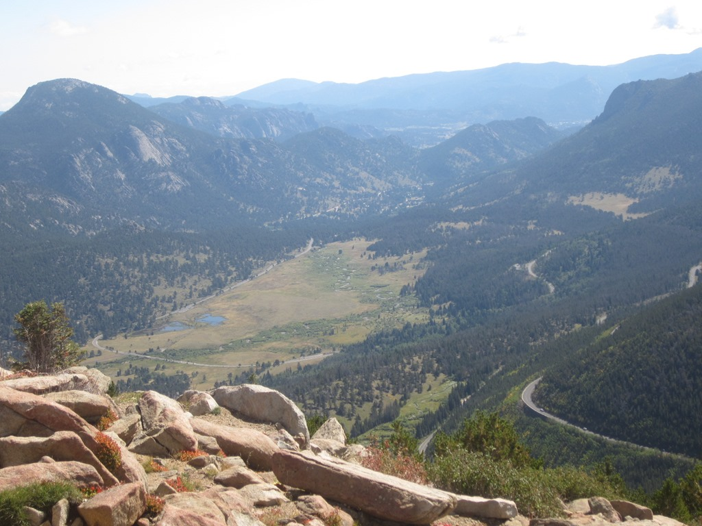 Boulder to Rocky Mountain National Park - Active Boomer