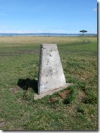 border marker from Tanzania to Kenya