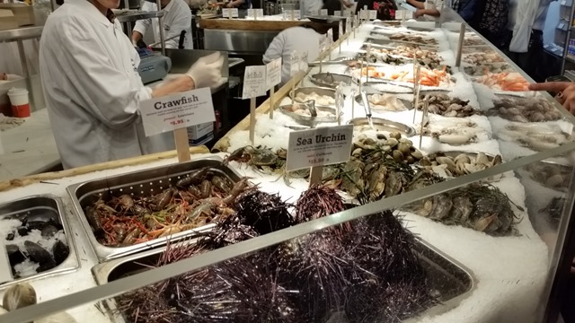 New york walks and walking tour update april 2015 active for Pops fish market
