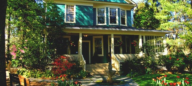 Asheville Inn And Restaurants Active Boomer Adventures