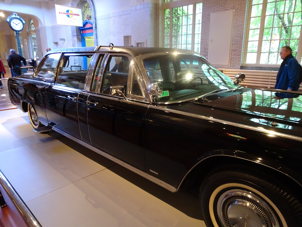 Exploring The Henry Ford Museum In Dearborn Michigan