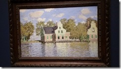 Monet-Houses by the Zaan