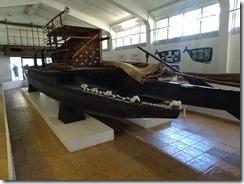 Fiji Museum boat