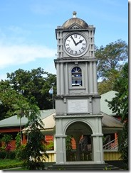 botanic garden clock tower