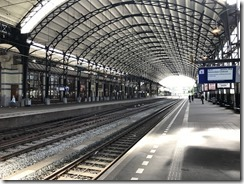 Haarlem's Central Station
