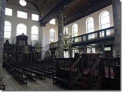 Portuguese Synagogue Pulpit