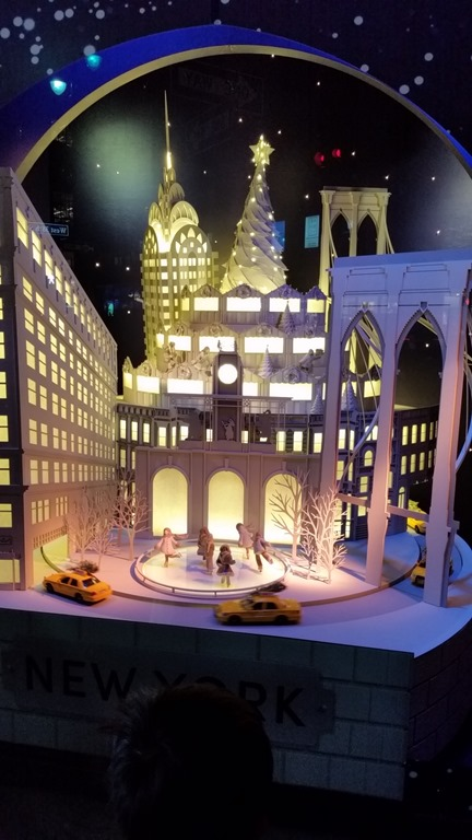 New York City 2017 Christmas Windows
