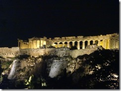 Acropolis at night 04