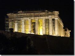 Acropolis at night 09