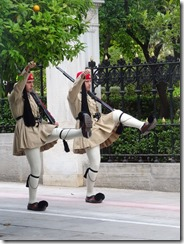 Athens Changing of guard at Prime Minister 10