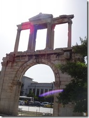 Athens - Hadrian's Arch
