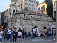 Athens - Monastriraki Church
