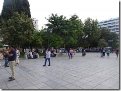 Athens - Syntryme Square