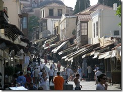 Rhodes Sokratous Street