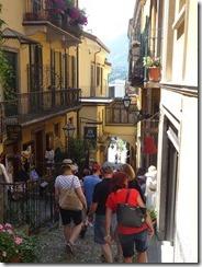 Bellagio alleys