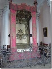 Isola Bela Napoleaon room
