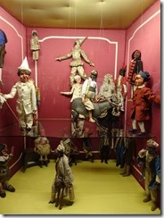 Isola Bella puppets
