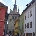 Sighisoara clock tower