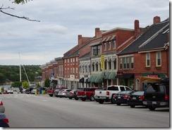 Belfast Maine town