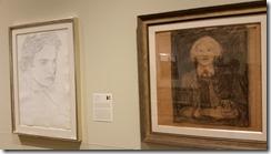 James Wyeth Portrait of Andy Warhol