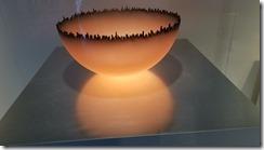 Lino Tagliapietra contemporary glass bowl