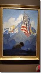 NC Wyeth --Captain my Captain