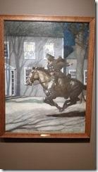 NC Wyeth PAul Revere