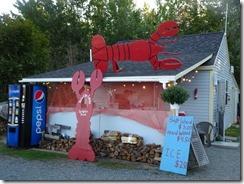 Rose Garden lobster pound