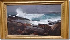 Winslow Homer Weatherbeaten