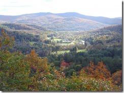 Mt Tom view