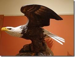 Vermont Covered Bridge Museum eagle