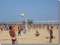 Lincoln Pk-North Ave Beach-Volleyball