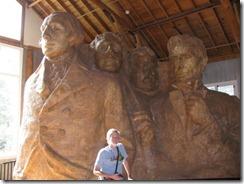 Mt Rushmore Models