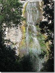 Spearfish Canyon - waterfall