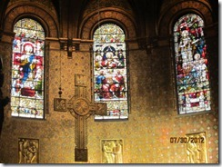Trinity Church windows - g