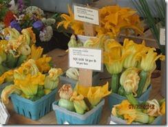 W Tisbury Farmers MArket Squash Blossoms - g