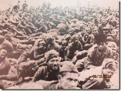 Auschwitz  Russian prisoners