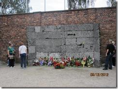 Auschwitz execution wall (2)