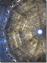 Florence-Bapistry dome