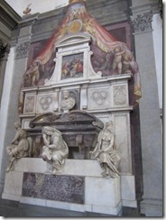Florence-Santa Croce tomb (3)