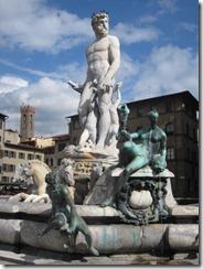 Florence-Signoria fountain (2)