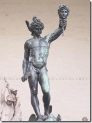 Florence-Signoria sculpture