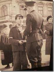 Krakow War Museum - ID check
