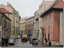 Krakow street-g