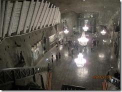 Salt mine chapel - overview