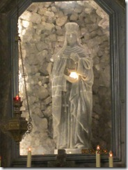 Salt mine chapel sculpture (3)