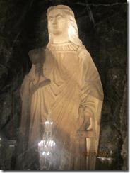 Salt mine chapel sculpture (4)